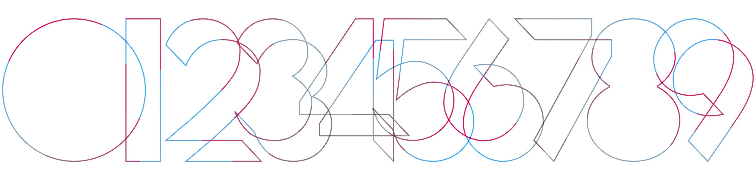Numbers used in Google IO 2016 countdown